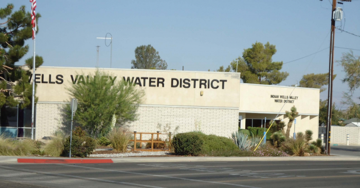 Water District Office